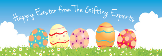 happyeaster 2012 Happy Easter from The Gifting Experts!