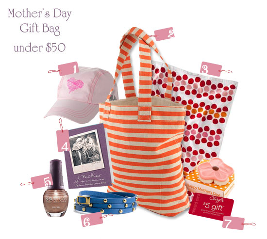 Mother S Day Gift Bag Under 50