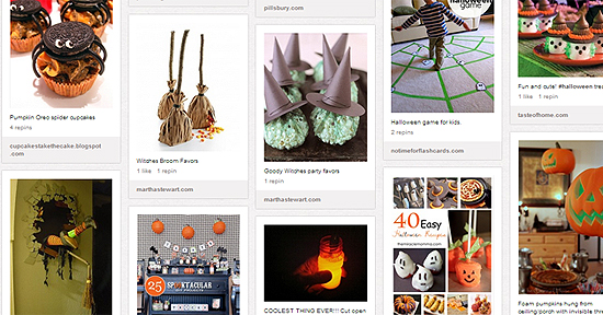 top halloween gifts pinterest BLOG Lists We Love: The Gifting Experts Halloween Pinterest Board   over 250 gift ideas!