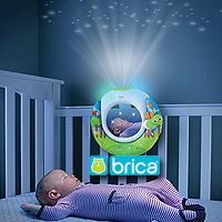 brica Magical Firefly Crib Soother Projector Tiny Tots Tuesdays: BRICA Magical Firefly Crib Soother & Projector