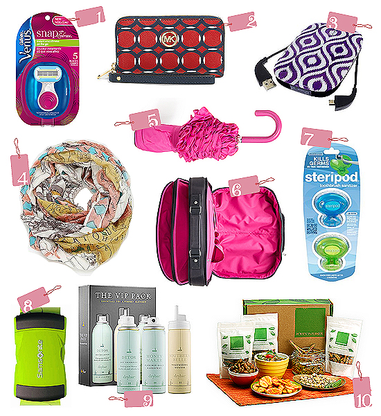 top10gifts mothersday mom travel gifts BLOG Top 10 Thursdays: Travel Worthy Gifts for Mom