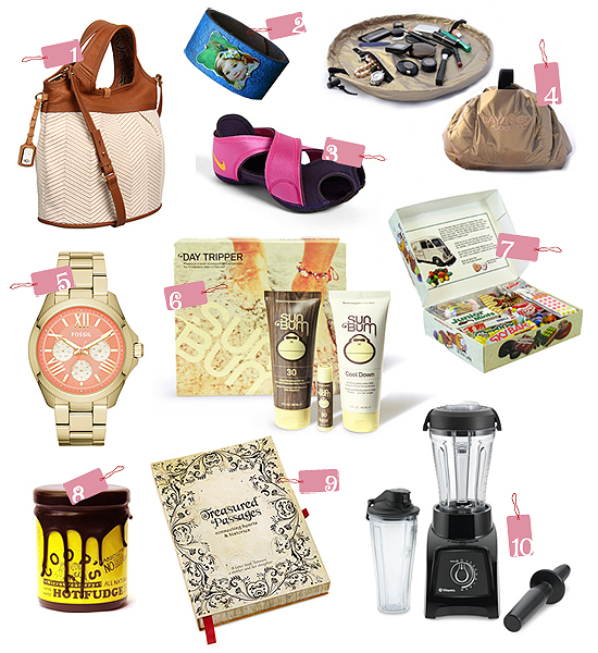 top 10 mothers day gifts BLOG Top 10 Thursdays: A Sweet Menagerie of Mothers Day Gifts