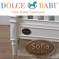 dolce babi custom baby cribs Tiny Tots Tuesdays: Personalize Your Babys Crib with Dolce Babi Furniture