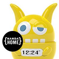 nanda home pop clocky Wish List Wednesdays: Wake Up For School with Pop Clocky!