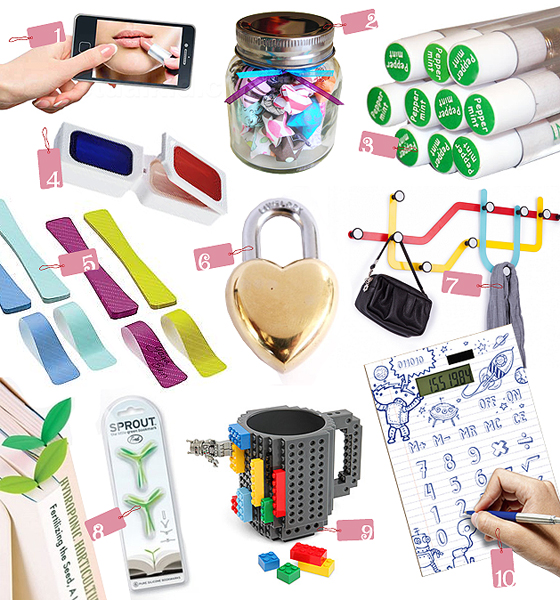 top 10 school supplies gifts tweens teens 2014 BLOG Top 10 Thursdays: Fun Back to School Gifts for Tweens and Teens