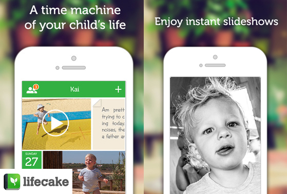 lifecake childrens photo storage timeline Wish List Wednesdays: Privately Store and Share Your Family Memories with Lifecake
