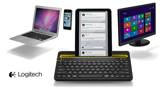 logitech Bluetooth Multi Device Keyboard Wish List Wednesdays: A Bluetooth Keyboard that Supports All Your Devices