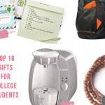Top 10 Thursdays: Great Gifts for College Students