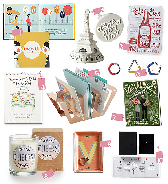 top10 hostess gifts under 20 BLOG Top 10 Thursdays: Modern Hostess Gifts for $20 and Under!