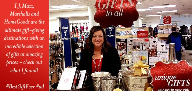 The Gifting Experts' Julie Kenney Shares Her Top Gift Tips and Picks For Holiday Shopping This Season for T.J.Maxx, Marshalls and HomeGoods