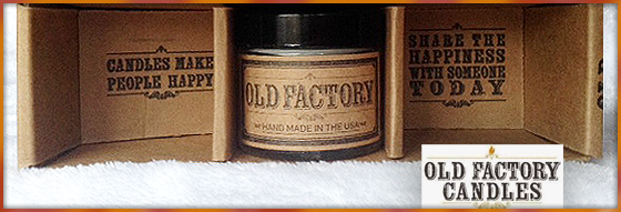 old factory candle review2 Holiday 2014: Old Factory Candles, Made in the USA! + Giveaway!