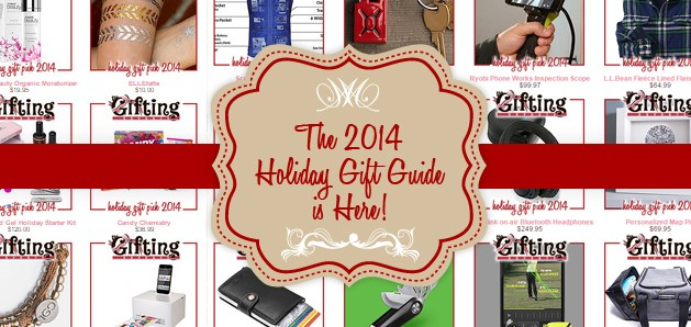 The Gifting Experts 2014 Holiday Gift Guide