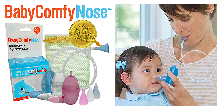 Beat Winter Colds With Baby Comfy Nose Giveaway