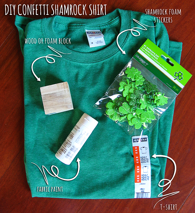 DIY_confetti_shamrock_shirt_st_patricks_day_stamp_shirt