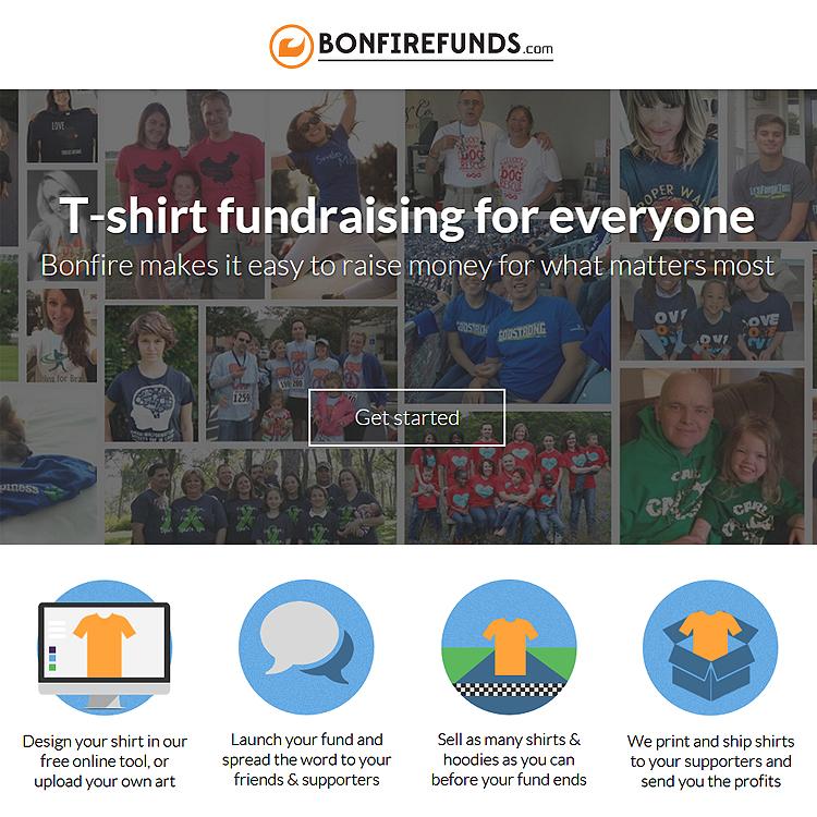 bonfire_funds_fundraising_custom_tshirts_charity_crowdfund_INSTAGRAM
